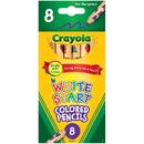 Crayola BIN684108 Write Start 8 Ct Colored Pencils