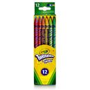 Crayola BIN687408 Twistables 12 Ct Colored Pencils