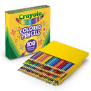 Crayola BIN688100 Crayola Colored Pencils 100 Colors