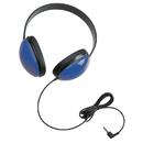 Califone International CAF2800BL Listening First Stereo Headphones Blue