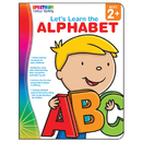 Carson Dellosa CD-104459 Lets Learn The Alphabet Spectrum - Early Years