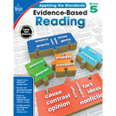 Carson Dellosa CD-104834 Evidence Based Reading Gr 5