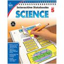 Carson Dellosa CD-104909 Interactive Notebooks Science Gr 5