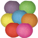Carson Dellosa CD-107003 Colorful Lanterns