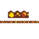Carson Dellosa CD-108223 Acorns & Pumpkins Scalloped Border