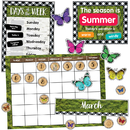 Carson Dellosa CD-110424 Calendar Bulletin Board Set