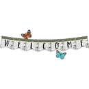 Carson Dellosa CD-110425 Welcome Bulletin Board Set