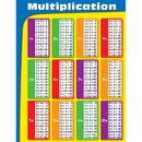 Carson Dellosa CD-114069 Chartlets Multiplication Gr 2-5