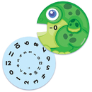 Carson Dellosa CD-120228 Math Wheels Subtraction Facts