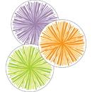 Carson Dellosa CD-120561 Hello Sunshine Poms Cut-Outs