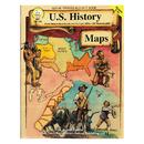 Carson Dellosa CD-1336 Us History Maps Gr 5-8