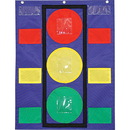 Carson Dellosa CD-158024 Stoplight Pocket Chart