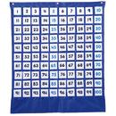 Carson Dellosa CD-158157 Deluxe Hundred Board Pocket Chart
