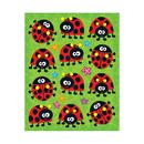 Carson-Dellosa CD-168028 Ladybugs Shape Stickers 72Pk