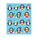 Carson-Dellosa CD-168034 Penguins Shape Stickers 84Pk