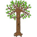 Carson Dellosa CD-1701 Bb Set Big Tree