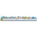 Carson Dellosa CD-1787 Bb Set Alphabet Train Zaner-Bloser