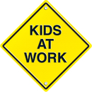 Carson Dellosa CD-188027 Kids At Work Two Sided Decorations