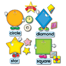 Carson Dellosa CD-3273 Bb Set Shapes 8 Shapes 8 Words 16 Accents