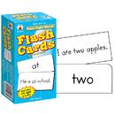 Carson Dellosa CD-3910 Flash Cards Basic Sight Words 6 X 3