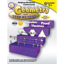 Carson Dellosa CD-404029 Helping Students Understand Geometry