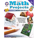 Carson Dellosa CD-404155 Math Projects Gr 5-8