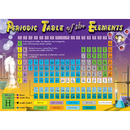 Carson Dellosa CD-410099 Periodic Table Of The Elements Bbs