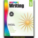 Carson Dellosa CD-704572 Spectrum Writing Gr 3