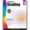 Carson Dellosa CD-704586 Spectrum Reading Gr 8
