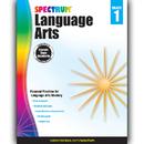 Carson Dellosa CD-704588 Spectrum Language Arts Gr 1