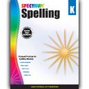 Carson Dellosa CD-704596 Spectrum Spelling Gr K
