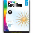 Carson Dellosa CD-704597 Spectrum Spelling Gr 1