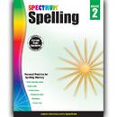Carson Dellosa CD-704598 Spectrum Spelling Gr 2