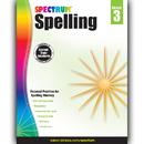 Carson Dellosa CD-704599 Spectrum Spelling Gr 3