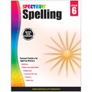 Carson Dellosa CD-704602 Spectrum Spelling Gr 6