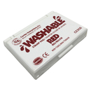 Center Enterprises CE-505 Stamp Pad Washable Red