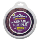 Center Enterprises CE-6607 Jumbo Circular Washable Pads Purple Single