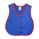 Childrens Factory CF-361307 Manual Dexterity Vests Button Vest