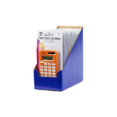 Charles Leonard CHL39100ST 12 Pack 8 Digit Handheld Calculator