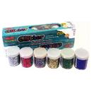 Charles Leonard CHL41012 Glitter Set 12 Pk