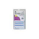 Charles Leonard CHL45215 File Folder Labels Blue