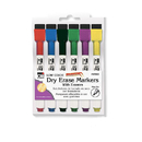 Charles Leonard CHL47860 Magnetic Dry Erase Markers W Eraser