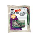 Charles Leonard CHL56317 Big Rubber Bands 7X1/8In 12Pk