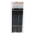 Charles Leonard CHL73504 Brushes Water Color Pointed #4 9/16