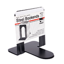 Charles Leonard CHL87515 Bookends 1 Pair 5In Height Black
