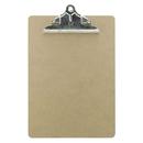 Charles Leonard CHL89243 Letter Size Hardwood Clipboard