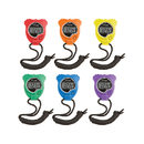 Champion Sports CHS910SET Stop Watch 6Pk