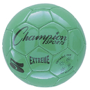 Champion Sports CHSEX5GN Soccer Ball Size 5 Composite Green