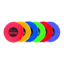 Champion Sports CHSFD125 Plastic Disc Assorted Colors