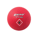 Champion Sports CHSPG6RD Playground Balls Inflates To 6In